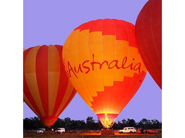 Hot Air Ballooning Cairns Australia - $205 Amazing Views
