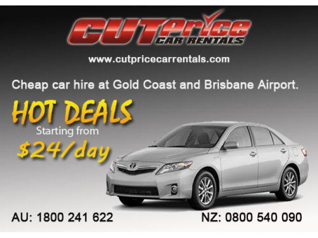 Cheap Car Hire Brisbane Comparison