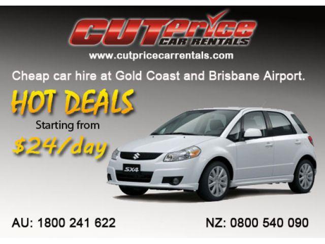 Car Hire Coolangatta Airport Gold Coast